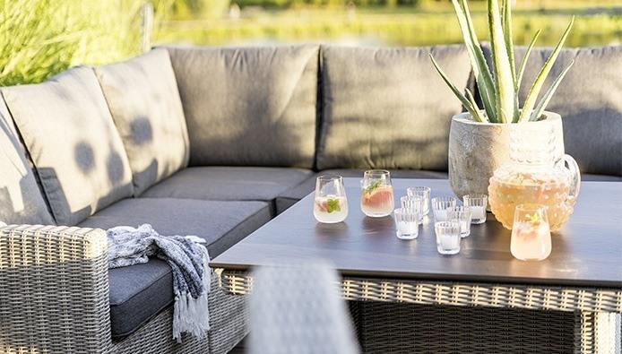 Toom Gartenmobel Lounge : Gartenmöbel kaufen » Balkonmöbel  Möbel Schaumann