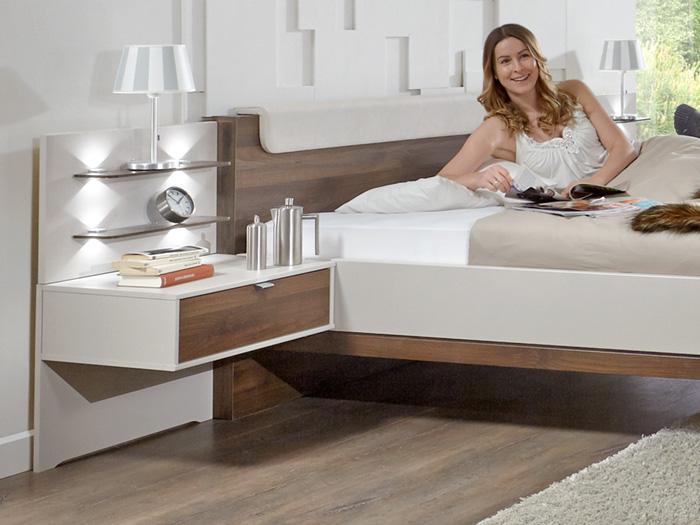 nachttisch mit beleuchtung sofas ledersofa nachttisch. Black Bedroom Furniture Sets. Home Design Ideas