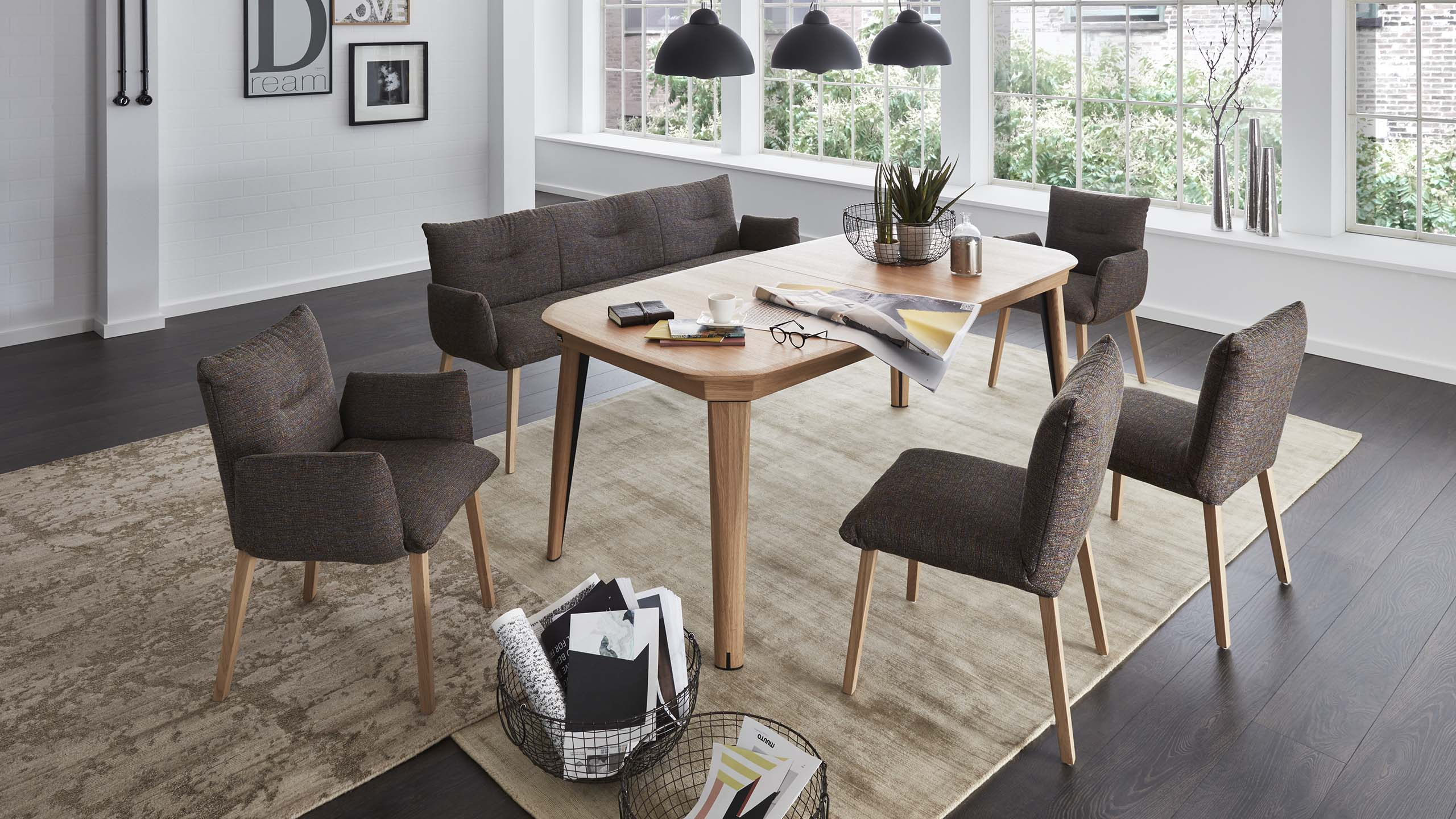 Interliving Esszimmer Serie 5001