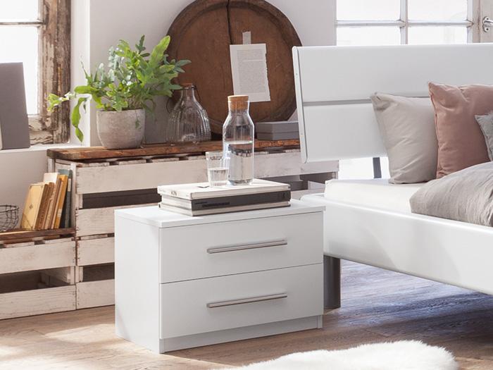 nachttisch kaufen nachtkonsole m bel schaumann kassel. Black Bedroom Furniture Sets. Home Design Ideas