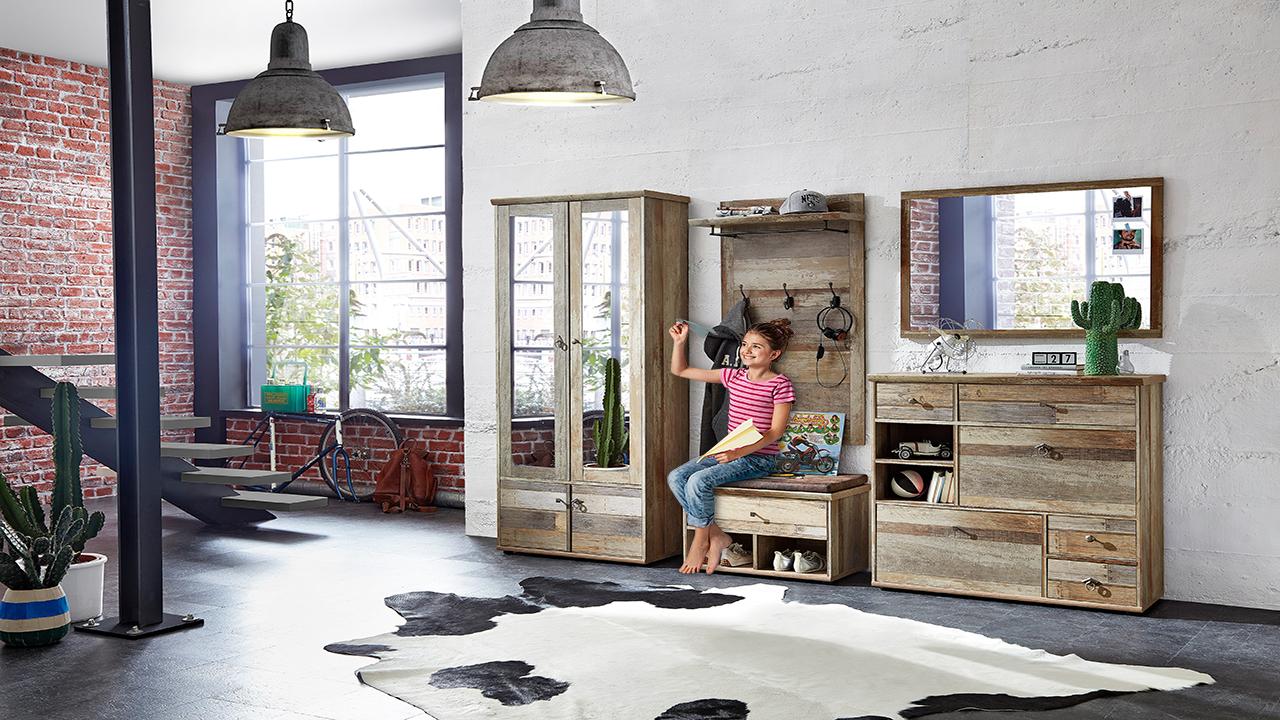 dekoration f r flur diele kaufen m bel schaumann. Black Bedroom Furniture Sets. Home Design Ideas