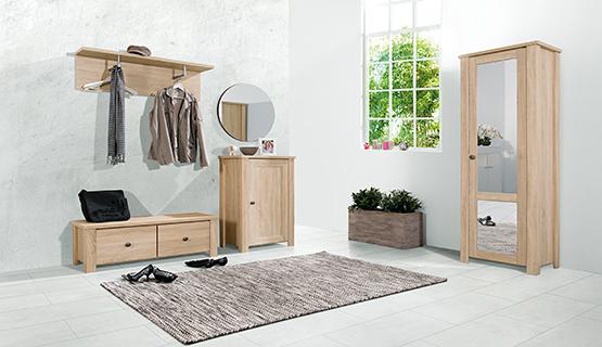 dielenschr nke flurm bel kaufen m bel schaumann. Black Bedroom Furniture Sets. Home Design Ideas