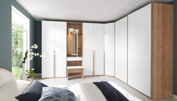 Kleiderschrank Kaufen Schlafzimmerschrank Möbel Schaumann