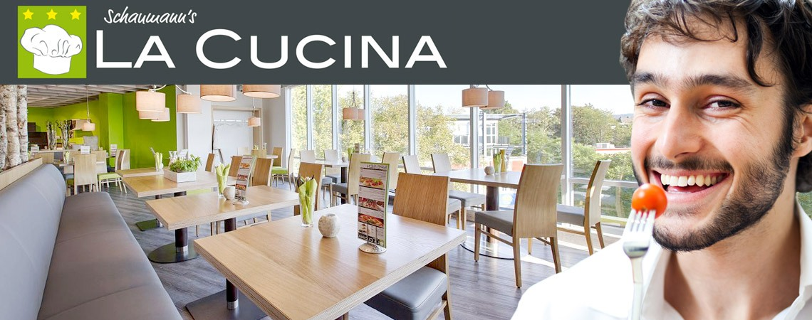 restaurant bistro caf lacucina m bel schaumann kassel. Black Bedroom Furniture Sets. Home Design Ideas