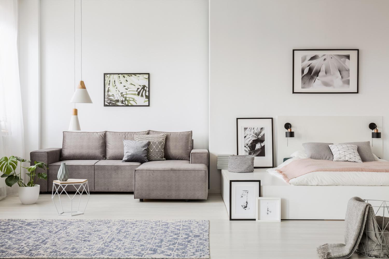 Kleine Zimmer einrichten » 21+ Tipps für kleine Wohnungen