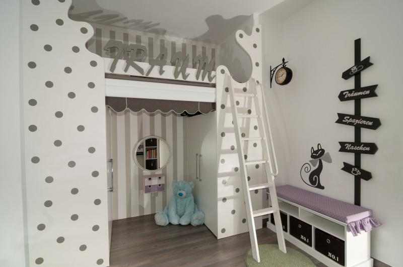 Raumteiler Kinderzimmer