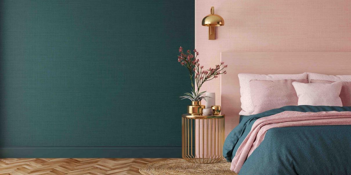 Art Deco Schlafzimmer