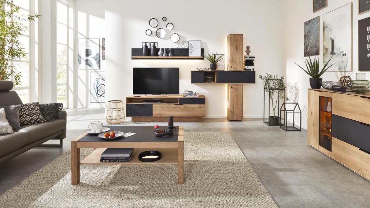 Decker Massivholzmöbel Wohnzimmer