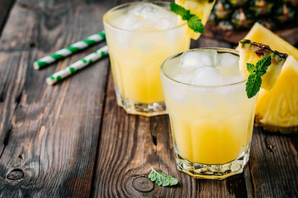 Becalmed cocktail
